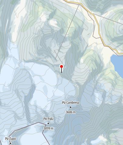 Karte / Piz Trovat (3146 m)