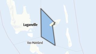 Map / West Ambae