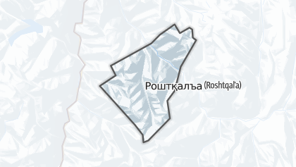 Mapa / Тусён