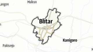 Kartta / Kota Blitar