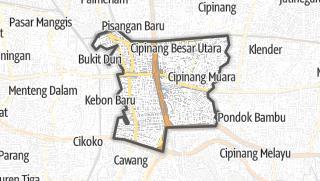 Kartta / Jatinegara