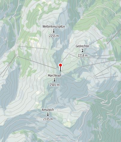 Karte / Wedelhütte