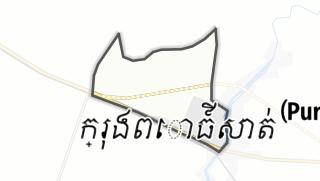 Karte / Phteah Prey