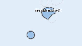 Karte / Tongatapu