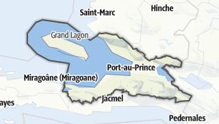 Hartă / Ouest