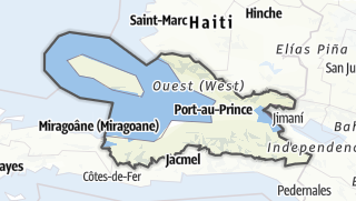 Carte / Ouest