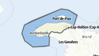 Carte / Nord-Ouest
