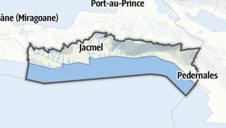 Carte / Sud-Est