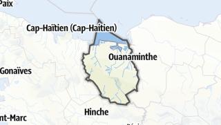 Hartă / Nord-Est