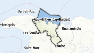 Carte / Nord