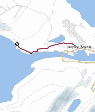 Map / Storvika