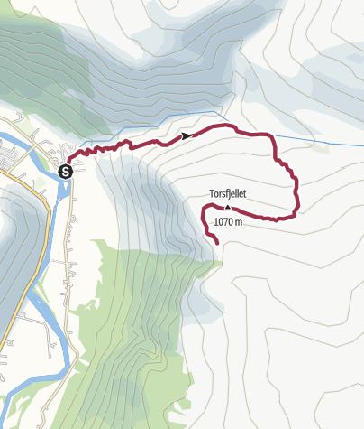 Map / Torsteinen