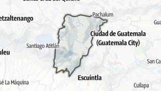 Kartta / Chimaltenango