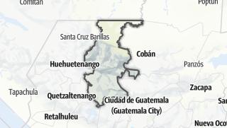 Kartta / Quiché
