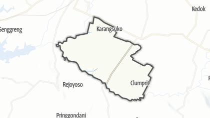 Kartta / Pagelaran