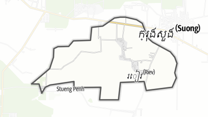 Map / Mong Riev