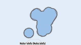 Karte / Ha'apai