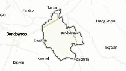 Kartta / Wonosari
