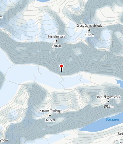 Karte / Lauteraarhütte