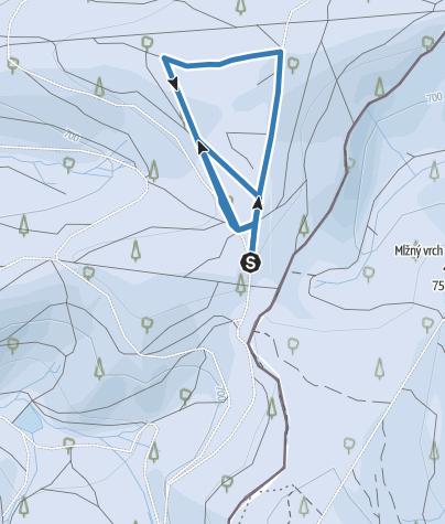 Map / Zauberwaldloipe