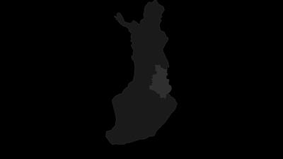 Map / Wild Taiga Kuhmo-Suomussalmi