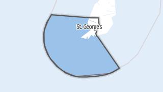 Hartă / Saint George