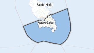Kartta / Le Marin