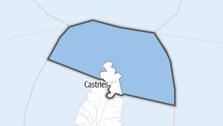 Kartta / Gros Islet