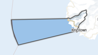 Karte / Saint Andrew
