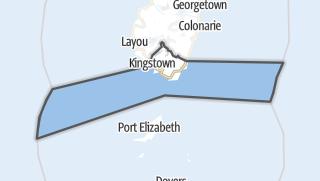 Karte / Saint George