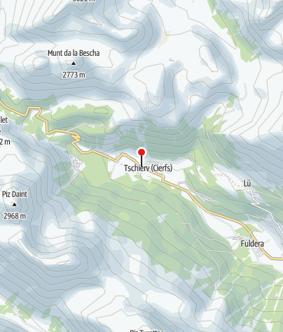 Karte / Chasa Balcun Tort