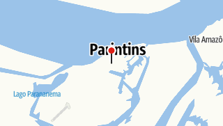 Mapa / Bumbódromo de Parintins