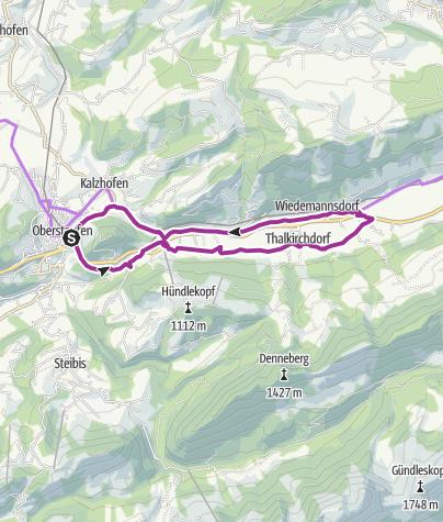 Map / Konstanzer Tal