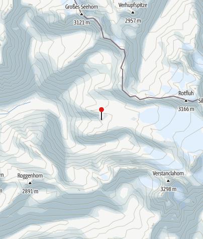 Karte / Silvrettahütte