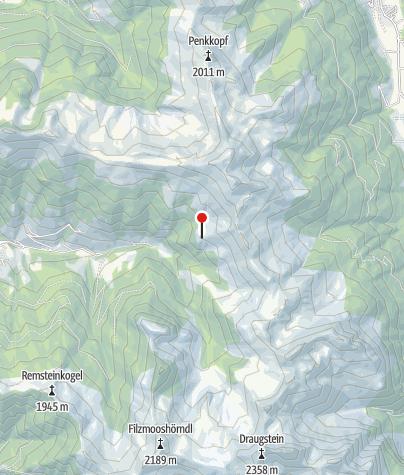 Karte / Weissalm