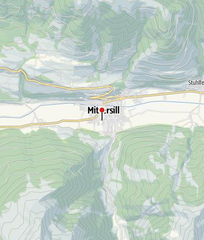 Karte / Alphotel Kuhstadl