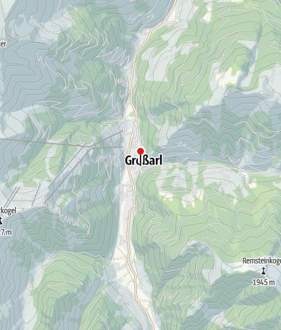 Karte / Alte Post - Europa Wanderhotel