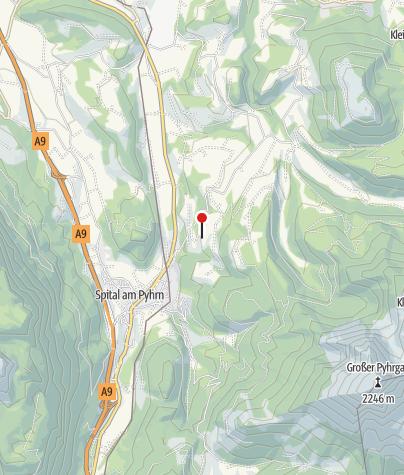 Karte / Berghof Thurnergut