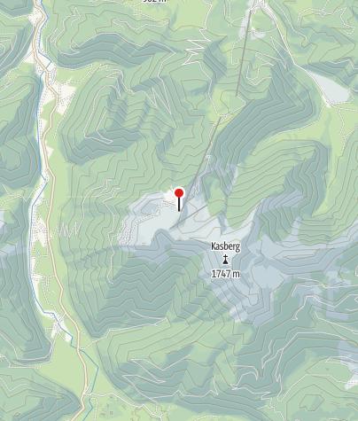 Karte / Sepp-Huber-Hütte