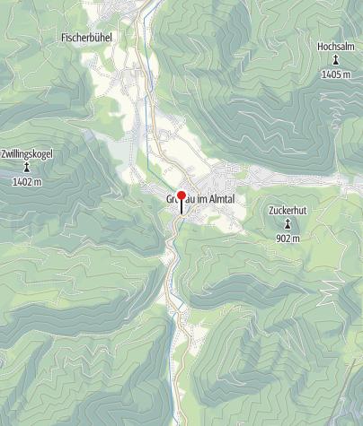 Karte / Almtalhof