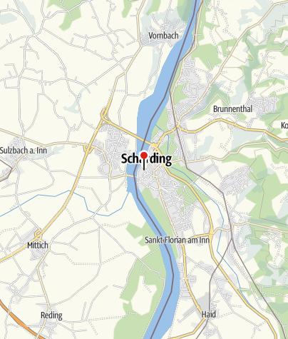 Karte / Gasthof  Forstinger
