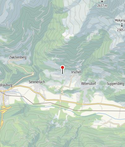 Karte / Landhof Irschen