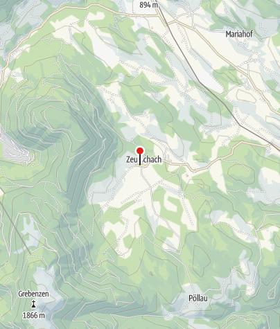 Karte / Gasthof Seidl