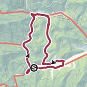 Karte / BergZeitReise Tagestourentipp Hubertussee und Walster