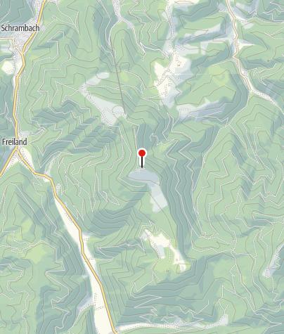 Karte / Traisner Hütte