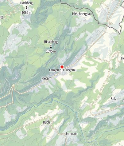 Karte / Langen bei Bregenz, Katholische Pfarrkirche Heiliger Sebastian