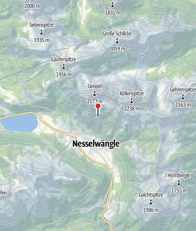 Karte / Gimpelhaus