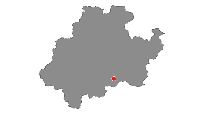 Kaart / Hochsauerland-Kammweg