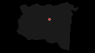 Karte / Kulinarische Radtour am Möhnesee