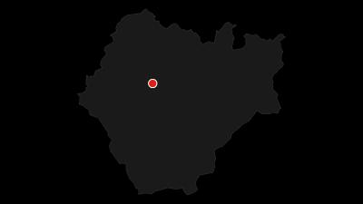 Karte / Lahnwanderweg 02. Etappe Feudingen – Bad Laasphe